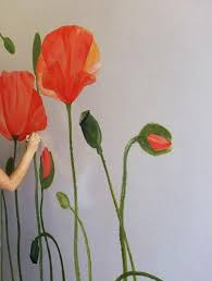 Home Decor And Accessories 22 Ideas To Add Poppy Flower Designs To Home Decorating Red
