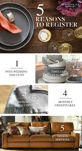 restoration hardware bridal gift registry rentals cheap pottery barn wedding registry morgiabridal