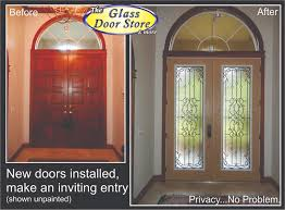 replace glass in window wrought iron glass inserts in fiberglass doors here are replacing