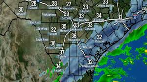 Cps Energy Outage Map Ksat Weather Snowy Night Will Gradually Turn To Sunny Day On