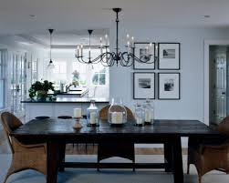 Inspiring Transitional Dining Room Chandeliers Black Chandelier Dining Room Dining Table With Cabriole Legs