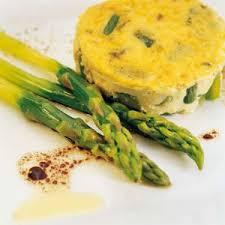 cuisiner l asperge flan d asperges vertes la délicieuse recette