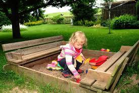 Backyard Sandbox Ideas Backyard Sandbox Ideas Landscaping Network