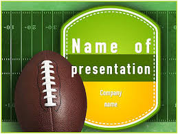 fantasy football powerpoint template nfl super bowl powerpoint