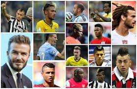 Kinds Of Hairstyles For Men by 15 Best Football Player Hairstyles Of 2016