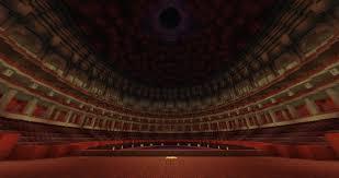 Royal Albert Hall Floor Plan by Royal Albert Hall Minecraft Project