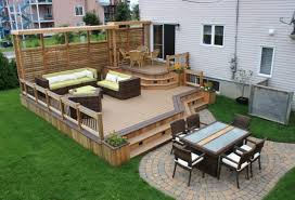 wood decks for mobile homes home deck gallery modular kits 8 x 12
