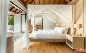 Lit Bed Up Maalifushi By Como Maldives Beach Resort U0026 Hotel Booking