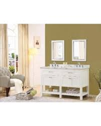 60 Inch White Vanity Get The Deal Direct Vanity Sink Preswick Spa 60 Inch White Vanity