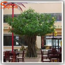high simulation large artificial tree for outdoor decoration