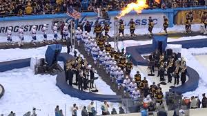 2016 nhl winter classic team entrance boston bruins vs montreal