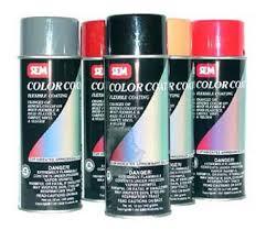 smash supplies paint sem color coat flexible coating