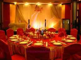 red and gold wedding decoration gold weddings weddings and