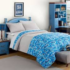 Blue Camo Bed Set Buy Camouflage Bedding Set From Bed Bath Beyond
