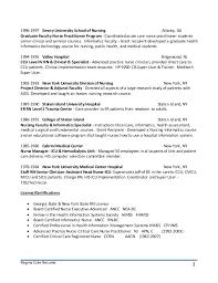 resume nurse practitioner student 100 nurse practitioner cv