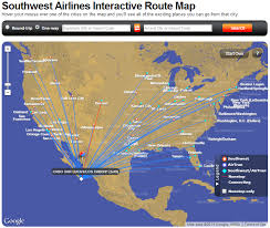 swa route map twg is flying to cabo this weekend on southwest airlines