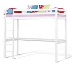 Schreibtisch Kiefer Massiv Weißes Hochbett Aus Kiefer Massiv Kids Heaven Mit Schreibtisch