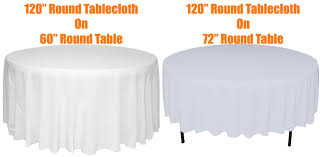 120 round tablecloth fits what size table excellent round tablecloth 120 inches starrkingschool inside