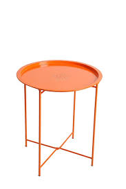 Metal Tray Coffee Table Finnhomy Small Tray Side Table End Table With