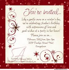 lunch invitations woman s birthday lunch invitation winter party chic snowflake