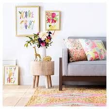 oh joy target living room collection featuring oh joy target