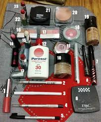 Paket Make Up Wardah Untuk Seserahan my make up kit thedytaputri