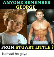 Little Meme - anyone remember george rycj rvcucom from stuart little kamaal ho