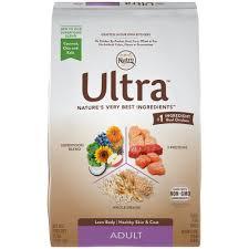 nutro ultra dry dry dog food petco