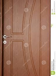 wood door stock image image 11776361