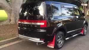 mitsubishi delica for sale jaos beast delica d5 for sale www edwardlees com au youtube