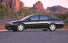 2005 chevrolet impala information and photos zombiedrive