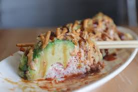 convention collective cuisine wokcano s monkey brain sushi roll is truly