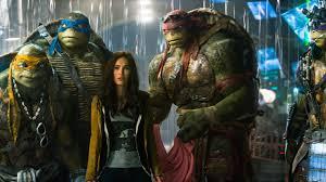 teenage mutant ninja turtles animation special effects