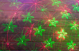 craft your own laser christmas lights the safe way