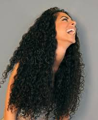 Hair Weave Extensions by Types Of Deep Curly Hair Weave Onyc World