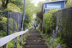 Fauntleroy Park West Seattle Parks Amp Recreation by Seattle U0027s Outdoor Staircases U2014 Rain Or Shine Guides
