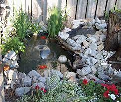 Backyard Pond Supplies by Amazon Com Koolscapes 270 Gallon Pond Kit With Lighting Pond