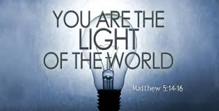 lights of the world address you are the light of the world youtube