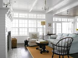 Cape Cod House Interior Design A Beach House At The Junction Between Antique And Modern