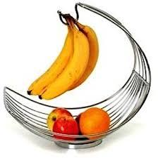 modern fruit holder denny international modern style stainless steel chrome plated fruit