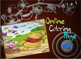 play coloring pages of the little mermaid game online
