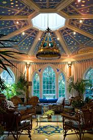 stockbridge octagon stockbridge ma gothic revival sunroom