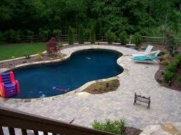 Unilock Patio Designs by Swimming Pool Patio Designs Exciting Pool Ideas Unique Above