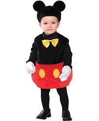 Mickey Mouse Costume Halloween 25 Baby Mickey Mouse Costume Ideas Mickey