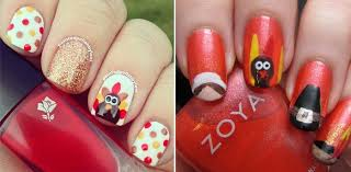 20 must see thanksgiving nail designs to diy m magazine