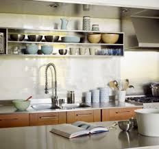 industrial kitchen faucet extraordinary modern industrial kitchen ideas with wall mount