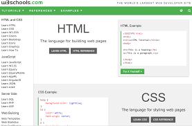 bootstrap tutorial pdf w3schools https www w3schools com tutorial on writing html css websites