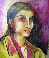 how to paint a portrait in oil colors traditional drawing