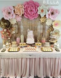 pink and gold cake table decor ig bella impressions kitoscakes blush gold dessert table
