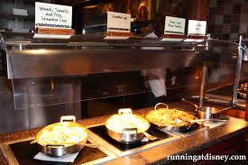 Home Decorators Buffet Friday Feast Boma Breakfast Coma Running At Disney